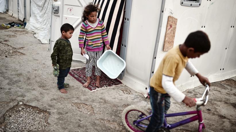 EU-Flüchtlingspolitik: Griechenland beklagt schleppende Umverteilung von Flüchtlingen