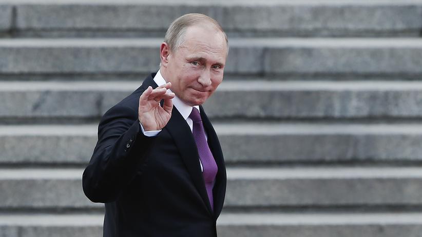 "Wladimir Putin: ""Ist Amerika etwa eine Bananenrepublik?"""