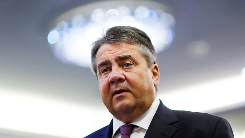 Sigmar Gabriel Deutsche Bank