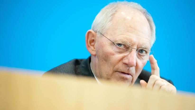 """Staatsschulden: Portugals Sozialistenchef nennt Schäuble einen """"Brandstifter"""""""