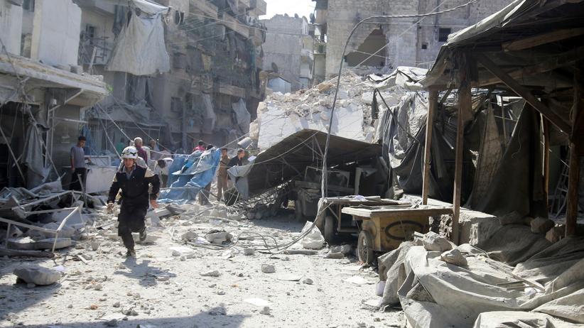 Aleppo: UN geben Regierung und Rebellen Schuld an gescheiterter Evakuierung