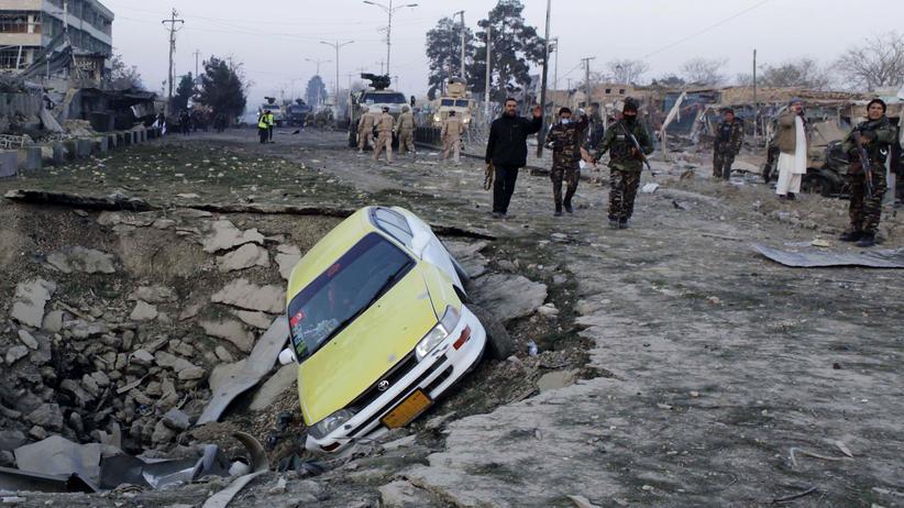 Afghanistan: Die kalte Rechnung des Innenministers