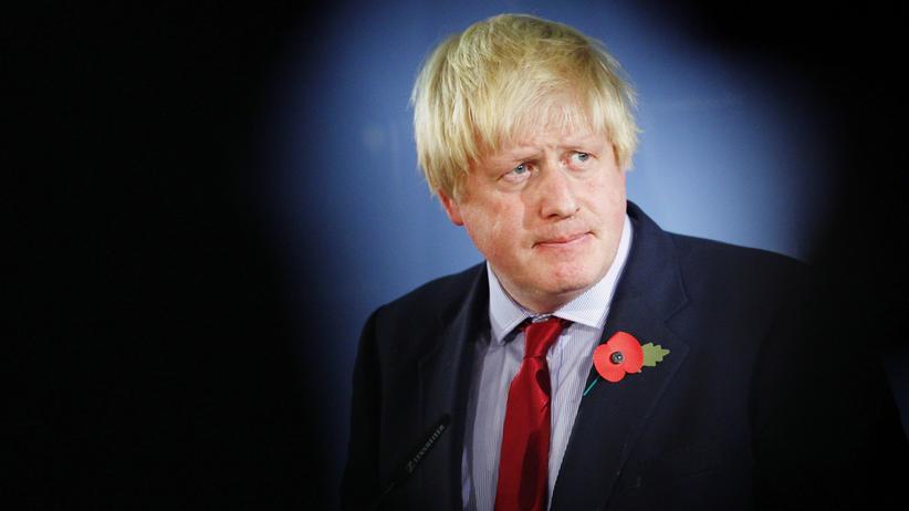 Boris Johnson: Großbritanniens Außenminister Boris Johnson