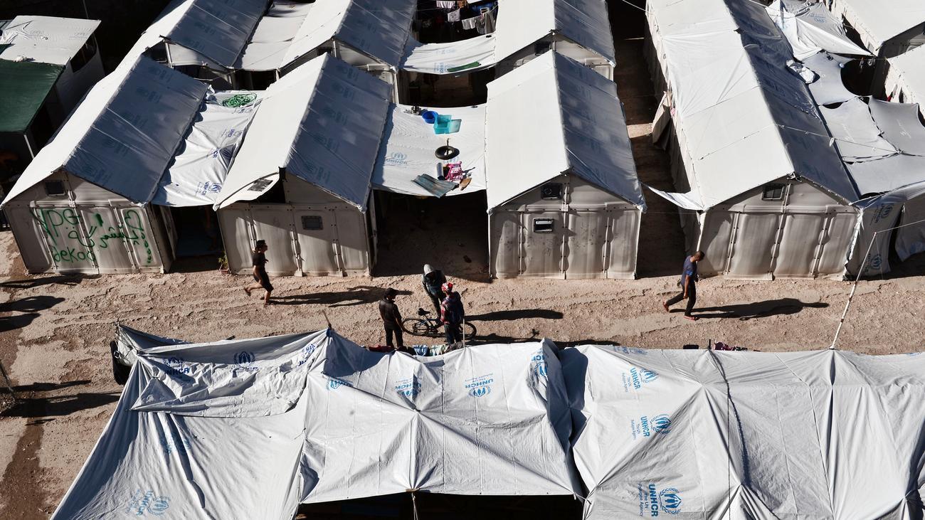 Flüchtlinge Randalieren