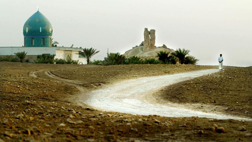 Nimrud Irak Islamischer Staat