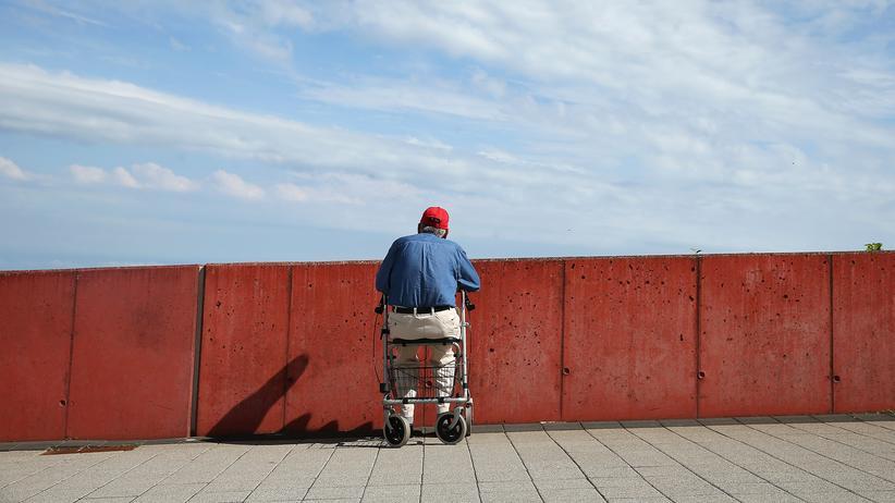 Alterssicherung: Urlaub an der Nordsee: Ein Rentner auf Helgoland