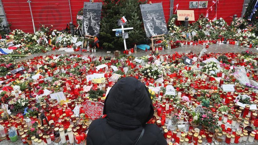 Berlin-Attentat: Gedenken an die Opfer vom Breitscheidplatz in Berlin