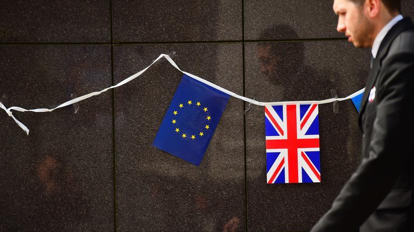 Theresa May: Der Brexit wird existenziell für die EU