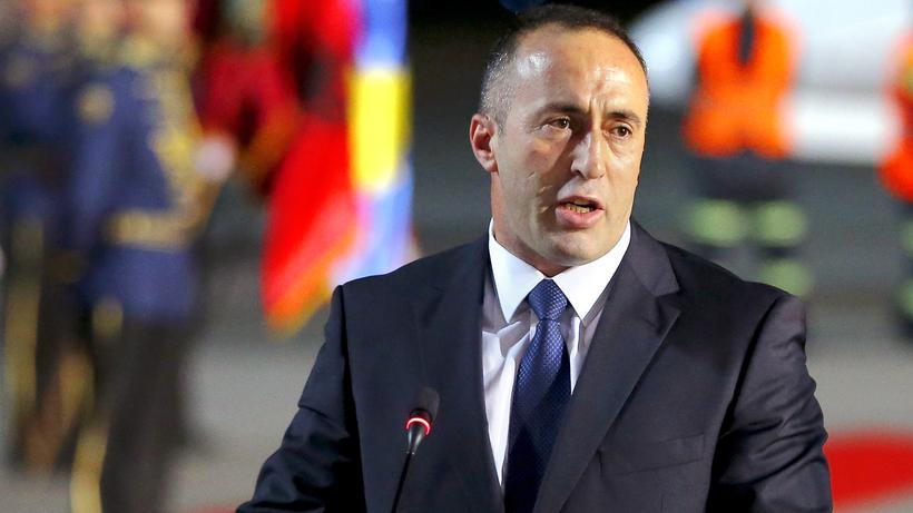 Kosovo: Der ehemalige kosovarische Regierungschef Ramush Haradinaj