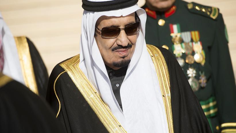 Flüchtlingspolitik: Trump und König Salman sprechen über Schutzzonen in Syrien