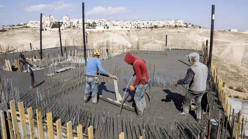 Siedlungsbau: Israel baut weitere Siedlerwohnungen in Ost-Jerusalem