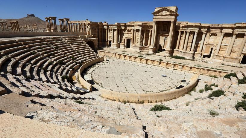 Syrien: IS zerstört weitere Teile von Palmyra