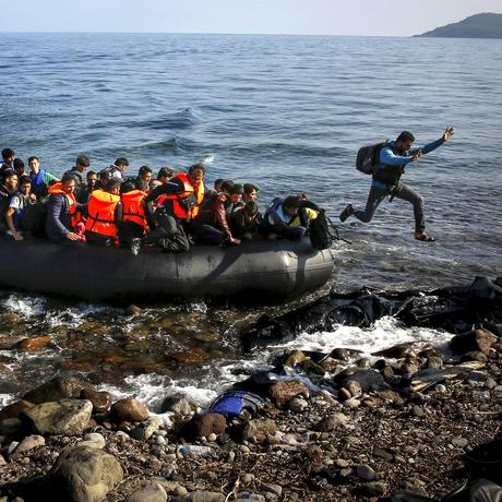 Flüchtlingsabkommen mit der Türkei: Für Merkel funktioniert der Deal