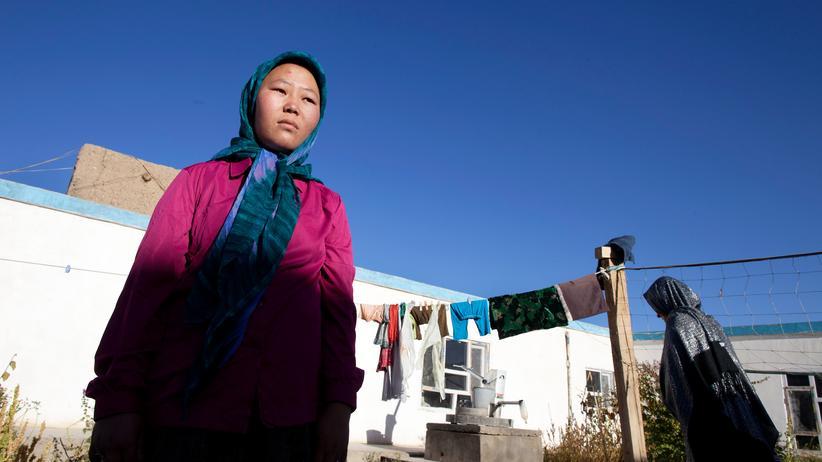 Gesetzentwurf: Rahima aus Afghanistan, die bei einer Hilfsorganisation Zuflucht gefunden hat, wurde im Alter von elf Jahren zwangsverheiratet.