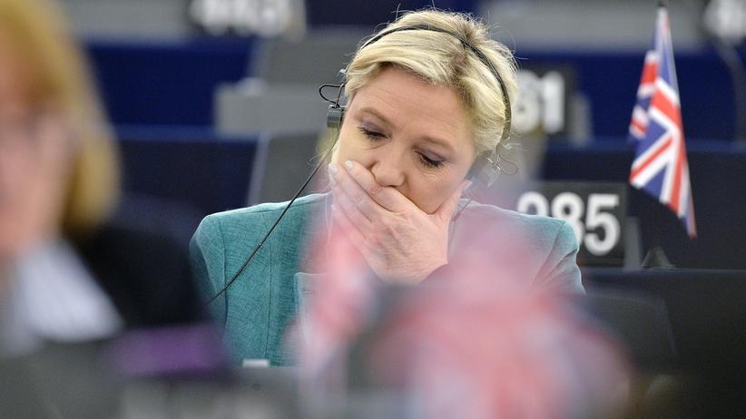 Front National: EU-Parlament kürzt Le Pen die Bezüge