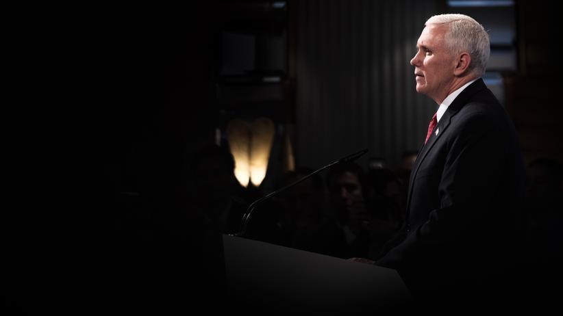 Sicherheitskonferenz in München: US-Vizepräsident Mike Pence zu Gast bei der Münchner Sicherheitskonferenz