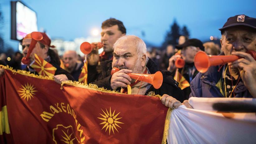 """Westbalkan: """"Gewalt ist nicht ausgeschlossen"""""""