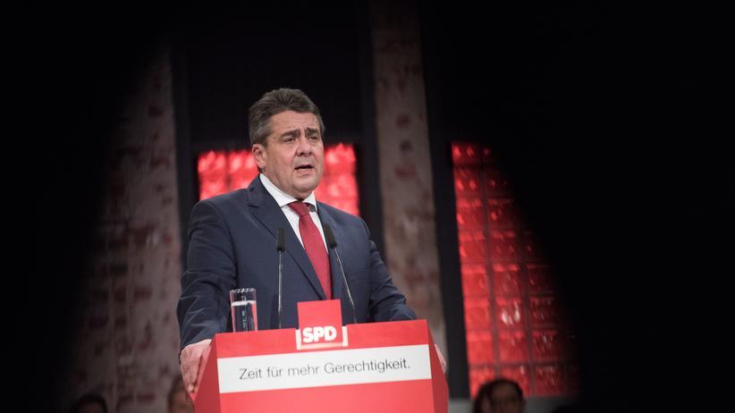 Europäische Union: Sigmar Gabriel in Berlin