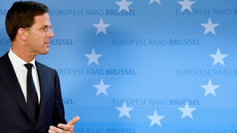 Niederlande: Rutte lehnt Entschuldigung bei der Türkei ab