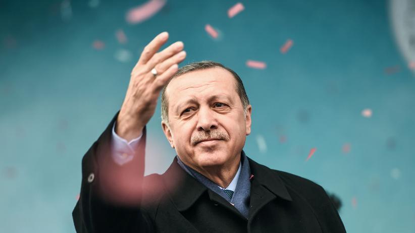 Niederlande: Der türkische Präsident Recep Tayyip Erdoğan