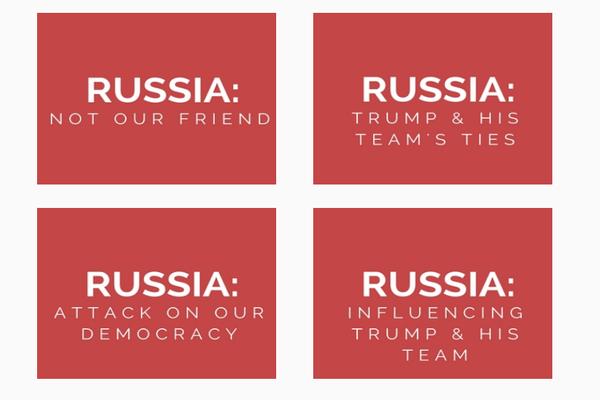 Wladimir Putin und Donald Trump: Unter Freunden