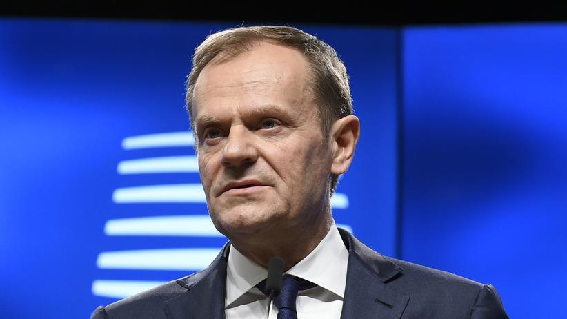 EU-Kommission erwartet klares Votum für Tusk-Wiederwahl