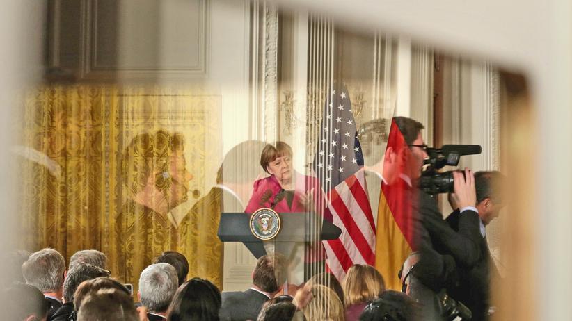 Bundeskanzlerin Angela Merkel will in die USA reisen.