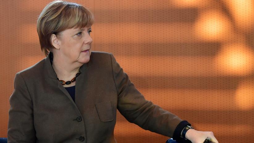 Syrien: Bundeskanzlerin Angela Merkel