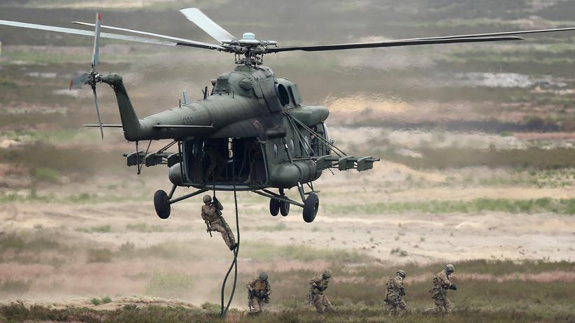 """""""Islamischer Staat"""": Nato tritt Anti-IS-Koalition bei"""
