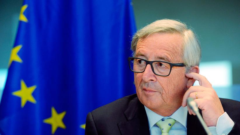 Panama Papers: EU-Kommissionspräsident Juncker bei der Anhörung vor dem Untersuchungsausschuss