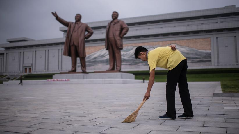 Nordkoreanische Botschaft in Berlin bekommt Sanktionen zu spüren