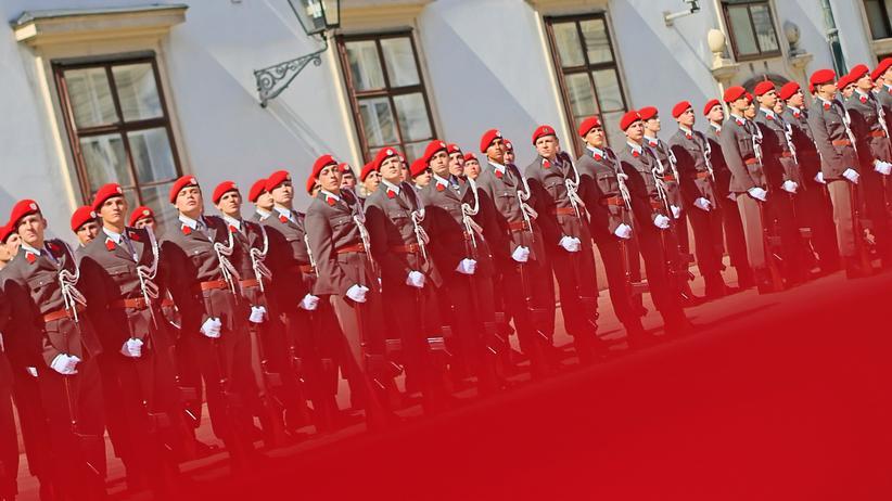 Bundeswehr: Ähnlich wie in Deutschland hat die Traditionspflege in Österreich einen hohen Stellenwert.