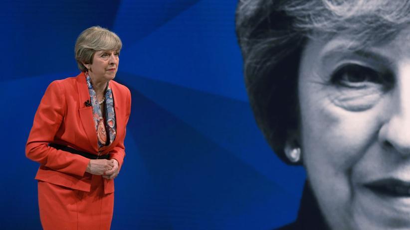 Theresa May: Wenn der Wind dreht