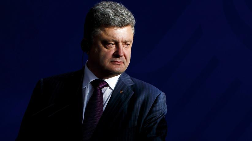 Украина: Петро Порошенко