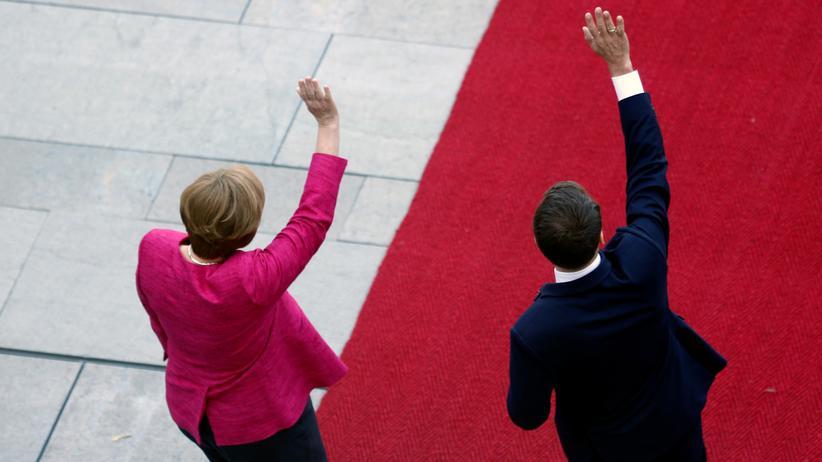 """Brüssel: Macron hofft auf """"europäische Renaissance"""""""