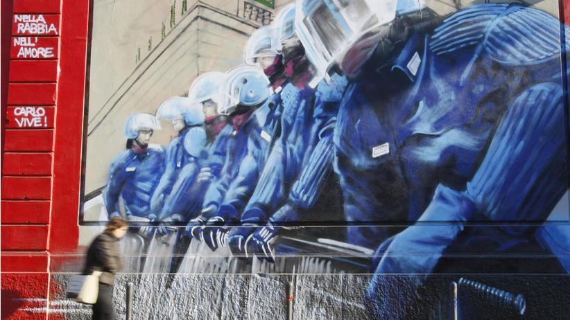 Gericht verurteilt Italien wegen Polizeigewalt bei Anti-G8-Demo