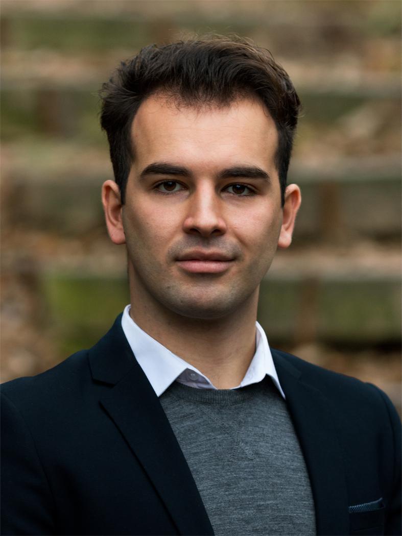 Islamischer Terrorismus: Arbion Gashi, 22, kam als Kind aus dem Kosovo nach Deutschland. Er studiert in Bayreuth und engagiert sich in der Jugendarbeit.