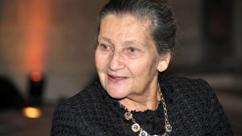 Europäisches Parlament: Simone Veil ist tot