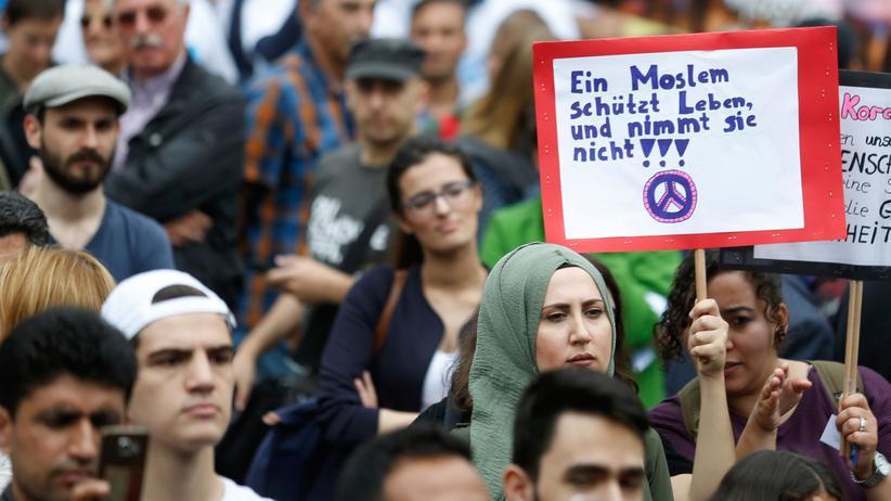 Islamistischer Terrorismus: Nicht mit mir