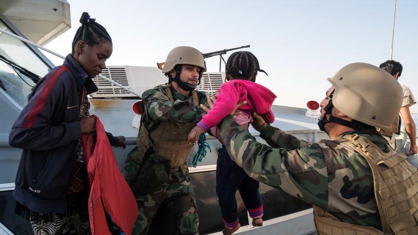 """Seenotrettung: """"Das bedeutet mehr tote Flüchtlinge"""""""
