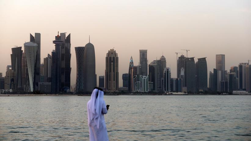 Katar-Krise: Am 5. Juni erklärten die Staaten um Saudi Arabien die Blockade gegen Katar.