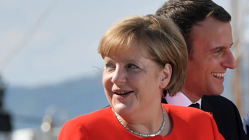 Europäische Union: Der Kampfjet wäre der Beginn einer angekündigten europäischen Rüstungspolitik unter deutsch-französischer Führung
