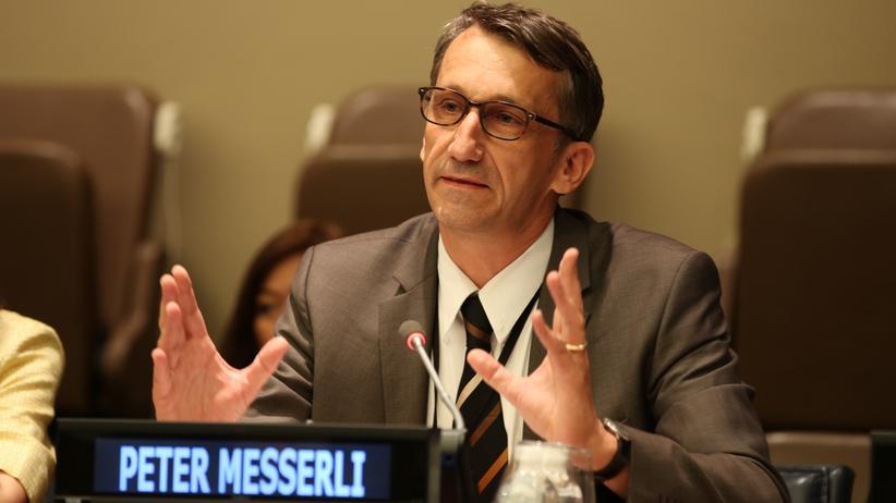 Peter Messerli: Der Ungemütliche