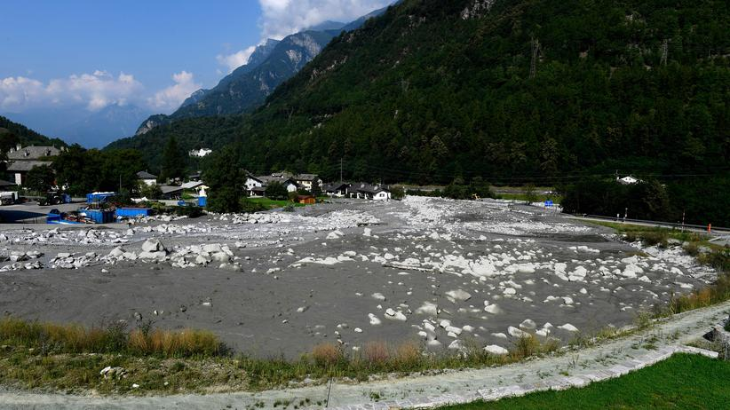 Gebirge: Die Alpen sind zurück