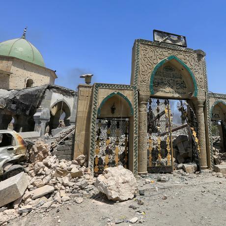 """""""Islamischer Staat"""": Kampf gegen den IS"""