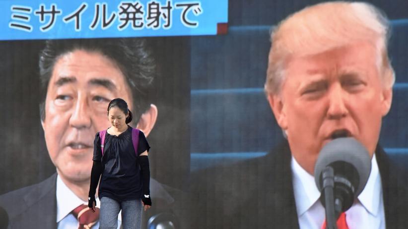 Nordkorea bestätigt Abschuss von Mittelstreckenrakete über Japan hinweg