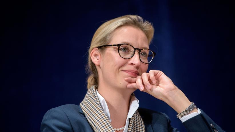 Alternative für Deutschland: AfD-Spitzenkandidatin Alice Weidel