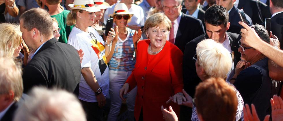 Angela Merkel Türkei Russland USA Polen China