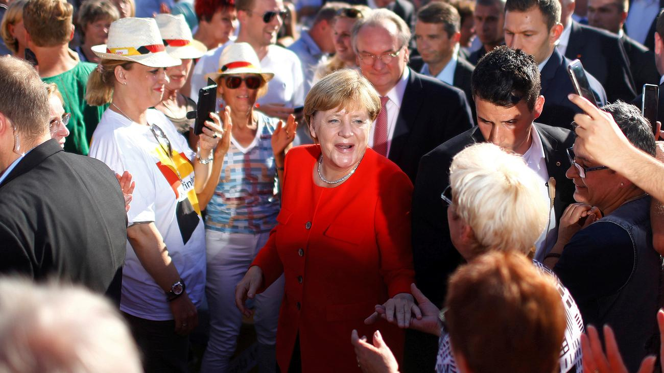 German Election How The World Sees Merkel Zeit Online