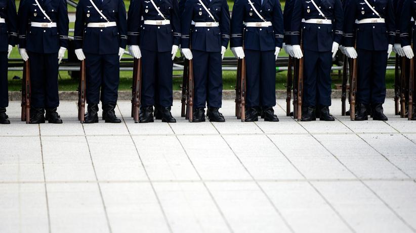 Bundeswehr: Bundeswehrsoldaten in Berlin